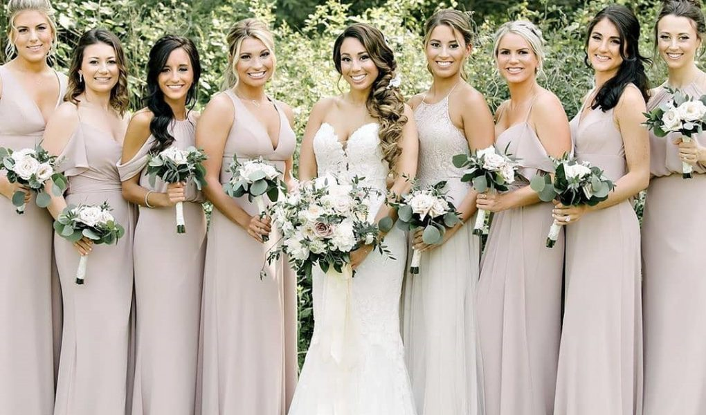 Instroduce the tips to find a perfect bridesmaid dress