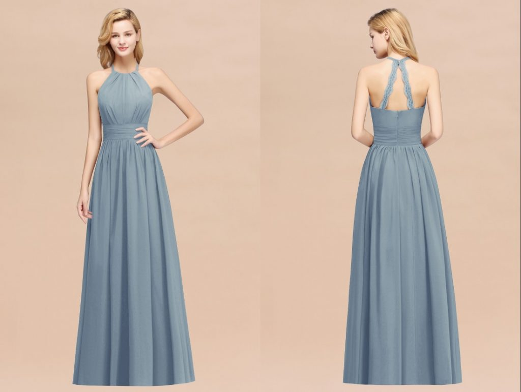 Your bridesmaids will feel much more comfortable in this dress and will definitely love it!!| Most Favorite Bridesmaid Dresses On Bmbridal
