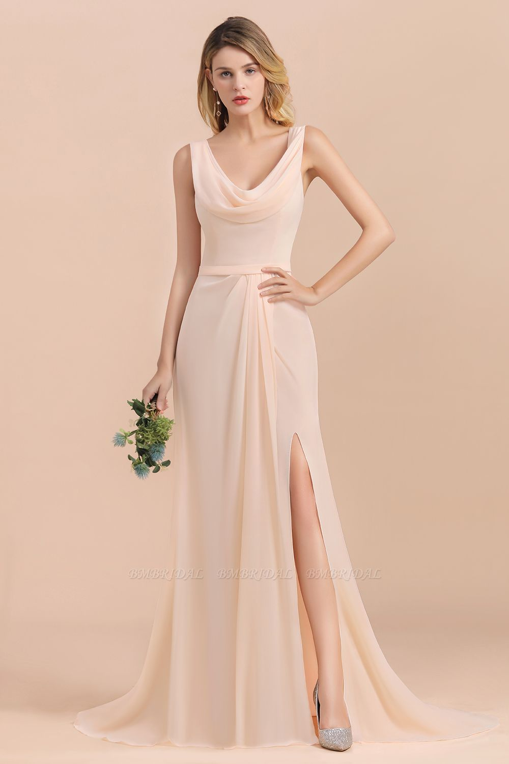 https://www.bmbridal.com/gorgeous-drapped-neckline-ruffle-chiffon-bridesmaid-dresses-online-with-slit-g763?cate_1=4?utm_source=blog&utm_medium=Lyosha&utm_campaign=post&source=Lyosha