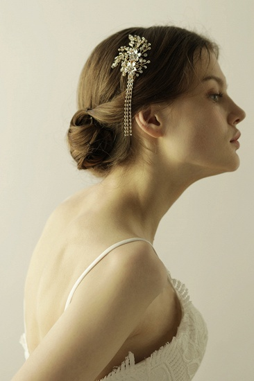 BMbridal Beautiful Alloy Special Occasion Hairpins Headpiece with Rhinestone_8