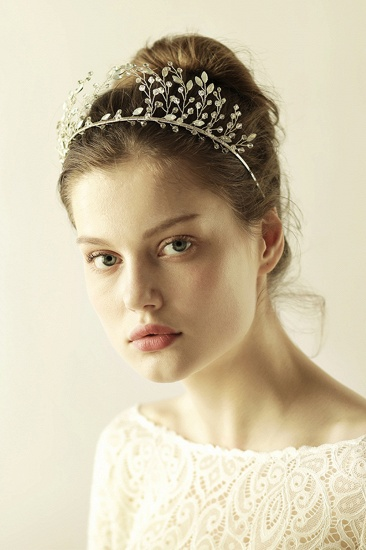 BMbridal Elegant Alloy Rhinestone Special Occasion Wedding Hairpins Headpiece with Crystal_10