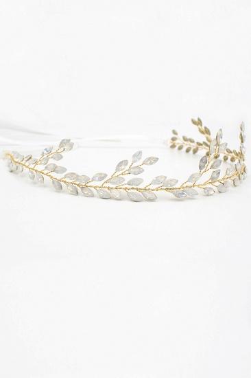 BMbridal Elegant Alloy Party Headbands Headpiece with Crystal_1