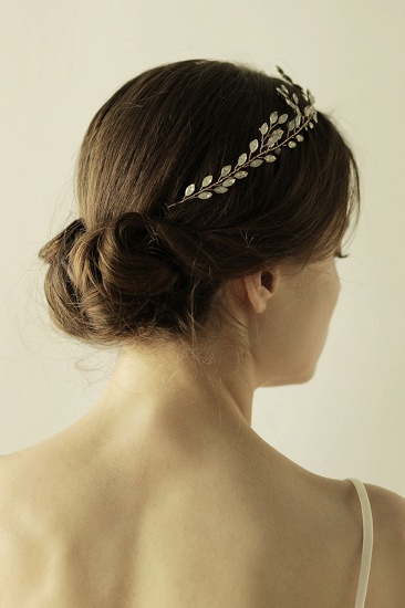 Elegant Alloy Party Headbands Headpiece with Crystal_5
