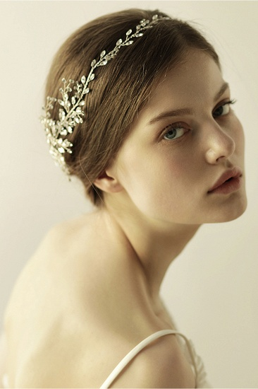 Glamourous Alloy Rhinestone Special Occasion Wedding Headbands Headpiece with Crystal_7