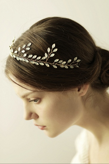 Elegant Alloy Party Headbands Headpiece with Crystal_7
