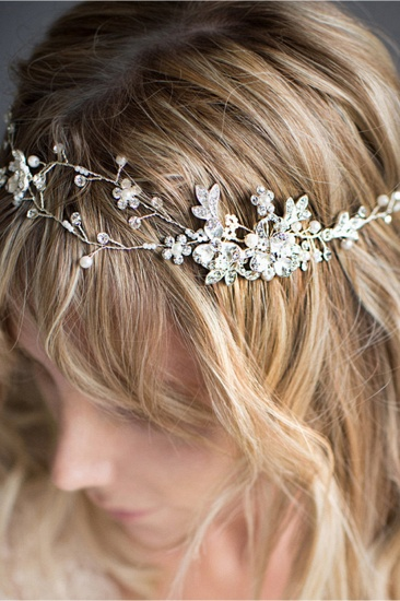 BMbridal Beautiful Alloy Imitation Pearls Special Occasion Hairpins Headpiece with Rhinestone_4
