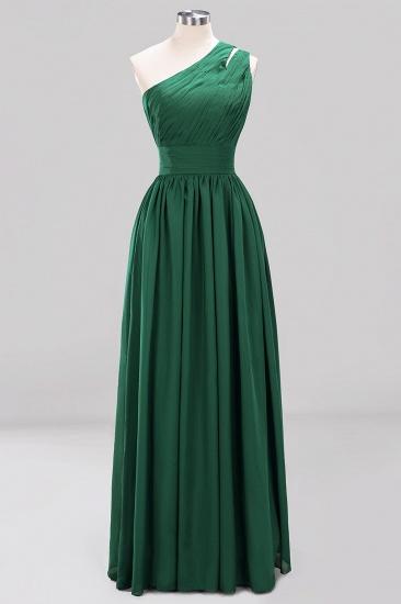 Stylish One-shoulder Sleeveless Long Junior Bridesmaid Dresses Cheap_31
