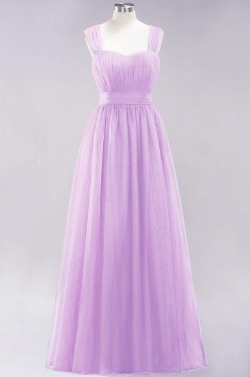 BMbridal Gorgeous Sweetheart Straps Ruffle Burgundy Bridesmaid Dresses Online_20