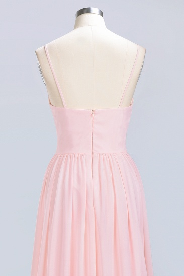 BMbridal Chiffon Spaghetti-Straps Sleeveless Affordable Bridesmaid Dress Online_14