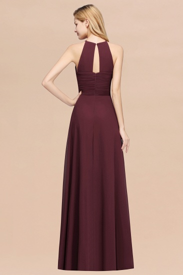 Try at Home Sample Bridesmaid Dress Wisteria Cabernet Vintage Mauve_5
