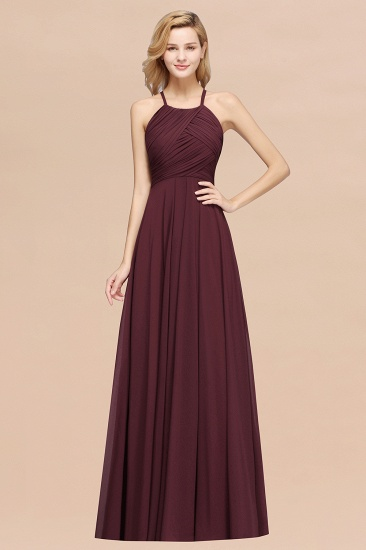 Try at Home Bridesmaid Dress Wisteria Cabernet Vintage Mauve