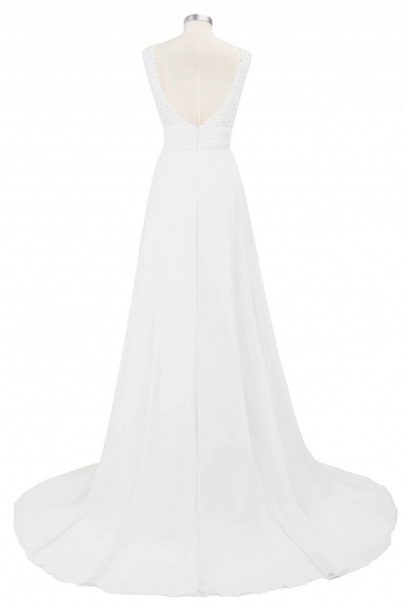BMbridal Chic Jewel Chiffon Tulle Party Dress with Sequins_9