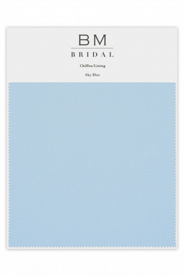 BMbridal Bridesmaid Chiffon Color Swatches_23