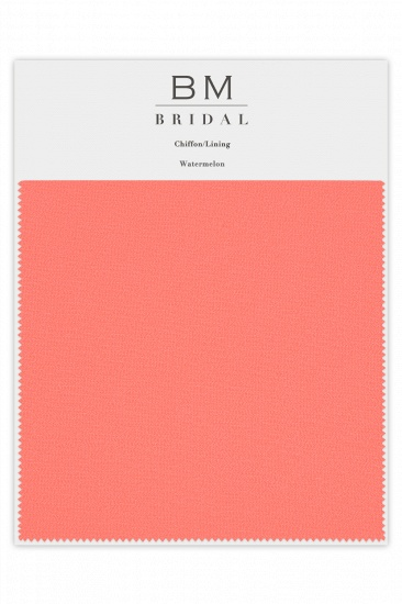BMbridal Bridesmaid Chiffon Color Swatches_7