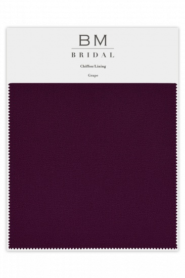 BMbridal Bridesmaid Chiffon Color Swatches_20