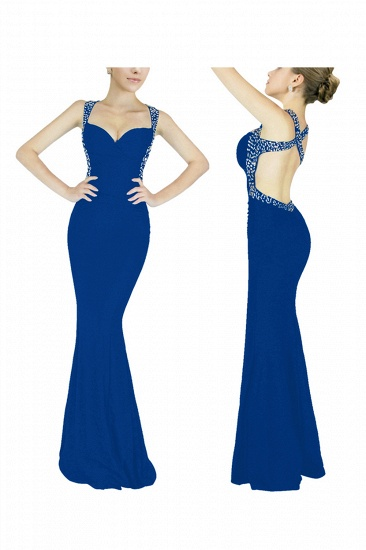 BMbridal Sexy Mermaid Sweetheart Prom Dress_2