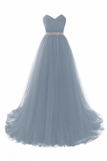 BMbridal modest sweetheart sleeveless beading a-line prom dress_8