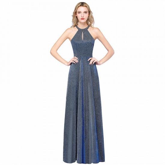 BMbridal Fashion A-Line Halter Sleeveless Evening Dress_1