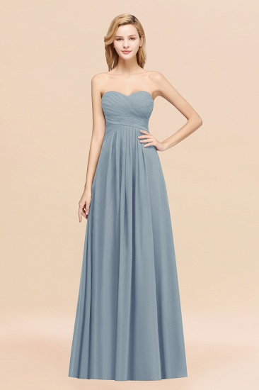 BMbridal Vintage Sweetheart Long Grape Affordable Bridesmaid Dresses Online_40