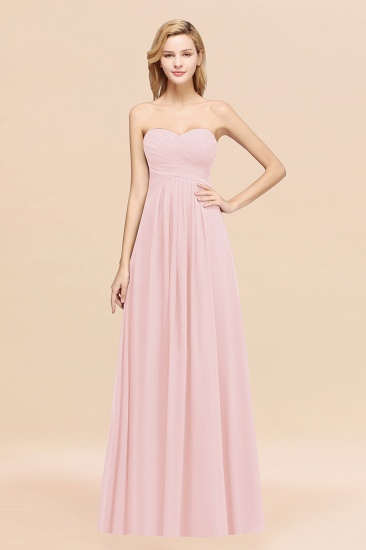 BMbridal Vintage Sweetheart Long Grape Affordable Bridesmaid Dresses Online_3