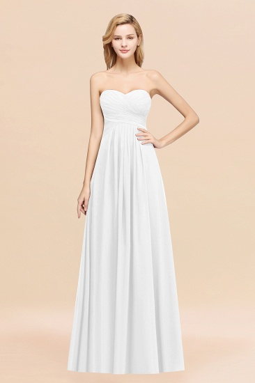 BMbridal Vintage Sweetheart Long Grape Affordable Bridesmaid Dresses Online_1