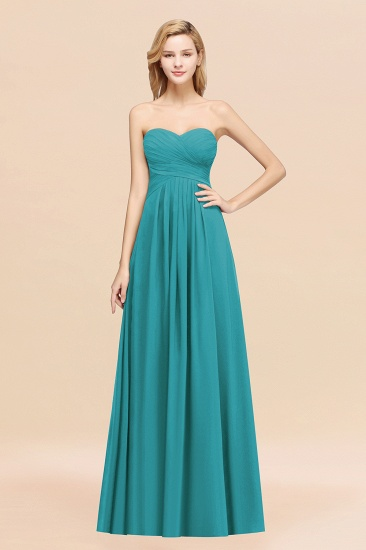 BMbridal Vintage Sweetheart Long Grape Affordable Bridesmaid Dresses Online_32