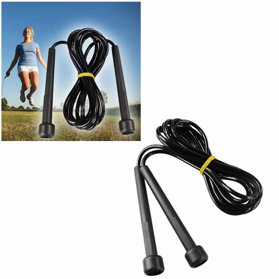 BMbridal Adjustable Jump Rope Bearing Skipping Aerobic Exercise Boxing Bearing Speed Fitness Equipments Jumping Rope Training