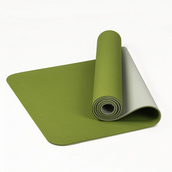 BMbridal High Quality TPE Yoga Mats Exercise Pad Sport Health 183*61cm Yoga Blanket On Sale_5