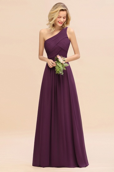 Try at Home Bridesmaid Dress Champagne Blushing Pink Grape