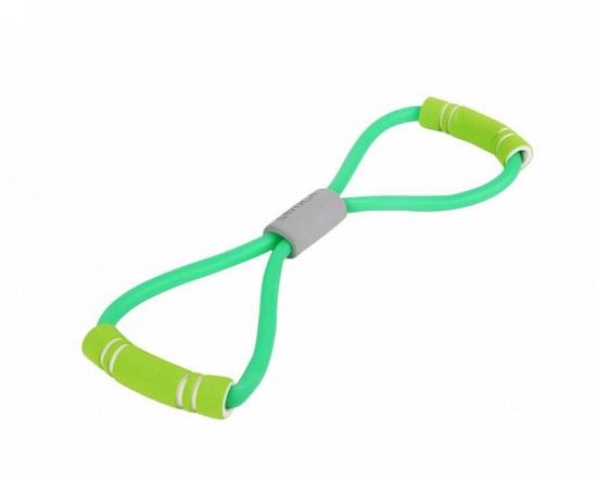 5 Pcs Indoor Fitness Portable Latex Figure 8 Tension Rope Figure Eight Puller Yoga_3