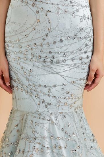 BMbridal Luxurious Halter Rhinestones Prom Dress Mermaid Long Online_10