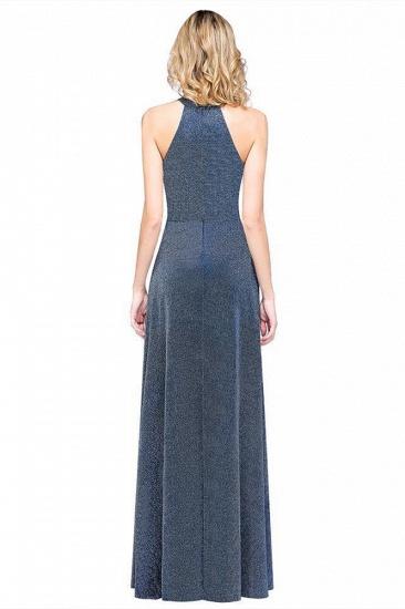 BMbridal Fashion A-Line Halter Sleeveless Evening Dress_3