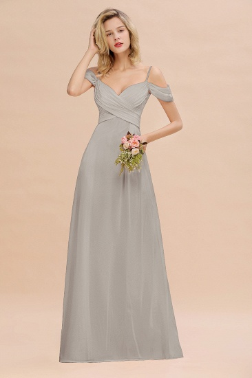 BMbridal Off-the-Shoulder Sweetheart Ruched Long Bridesmaid Dress Online_30