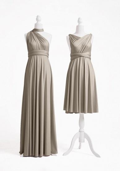 BMbridal Multiple A-Line Bridesmaid Dresses Long_2