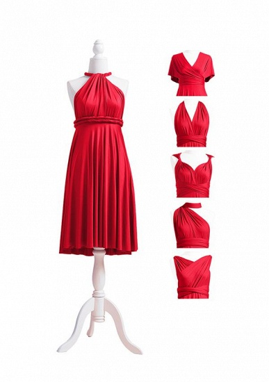 BMbridal Ruby Multiway Ruffles Infinity A-Line Bridesmaid Dresses_5