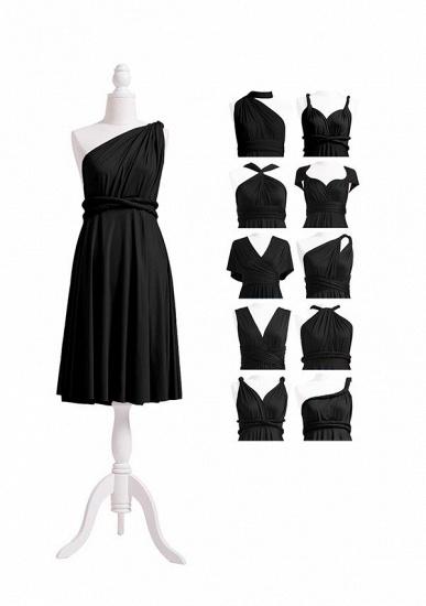 BMbridal Black Multiple A-Line Bridesmaid Dresses_5