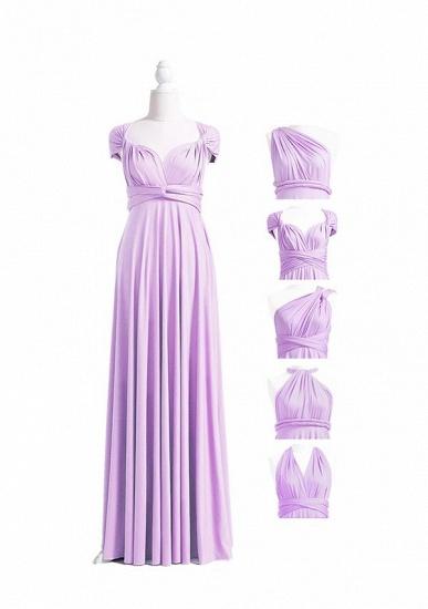 BMbridal Lilac Multiple A-Line Bridesmaid Dresses_4
