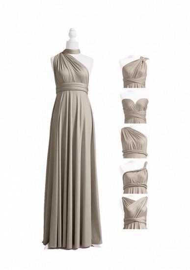 BMbridal Multiple A-Line Bridesmaid Dresses Long_4