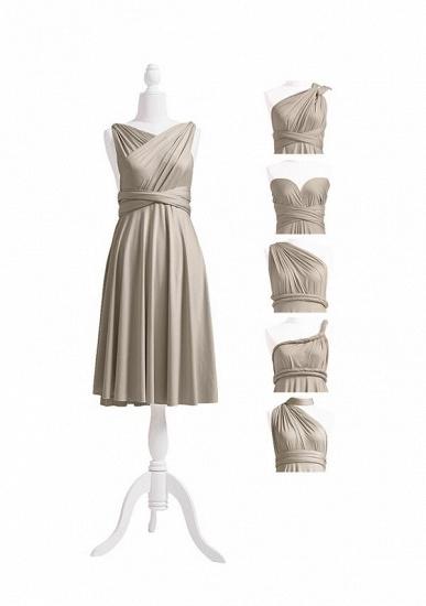 BMbridal Multiple A-Line Bridesmaid Dresses Long_5
