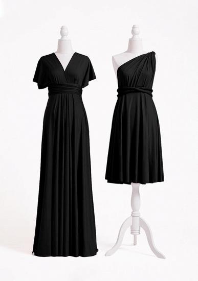 BMbridal Black Multiple A-Line Bridesmaid Dresses_2