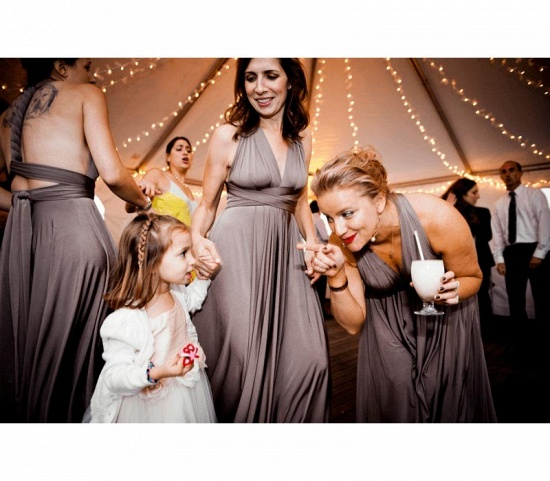 BMbridal Sleeveless Dusk Multiway Infinity Bridesmaid Dress_3
