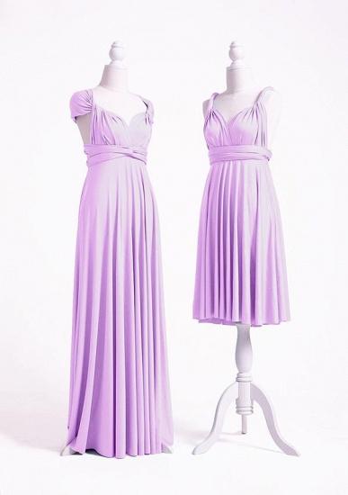 BMbridal Lilac Multiple A-Line Bridesmaid Dresses_3