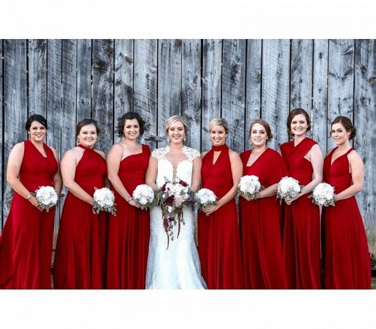 BMbridal Ruby Multiway Ruffles Infinity Bridesmaid Dresses_1
