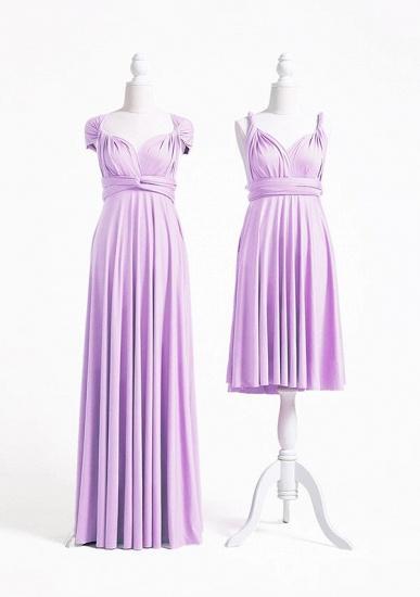 BMbridal Lilac Multiple A-Line Bridesmaid Dresses_2