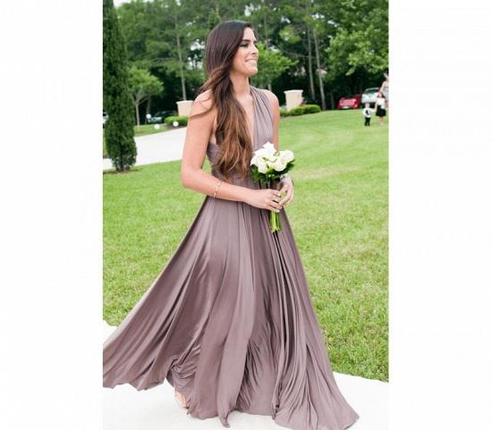 BMbridal Sleeveless Dusk Multiway Infinity Bridesmaid Dress_2