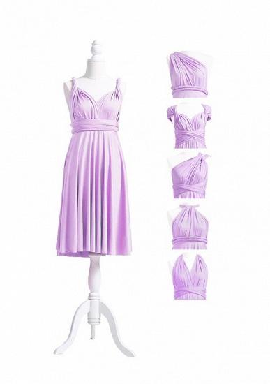 BMbridal Lilac Multiple A-Line Bridesmaid Dresses_5