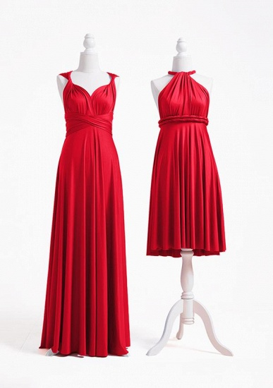 BMbridal Ruby Multiway Ruffles Infinity A-Line Bridesmaid Dresses_2