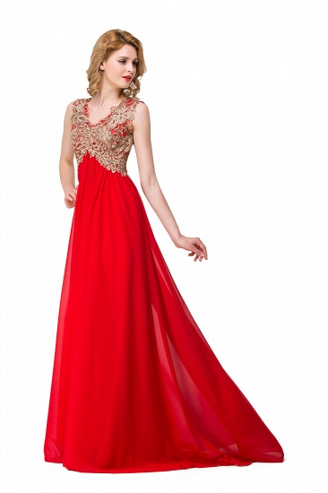 BMbridal Long Prom Lace Dress Evening Dress with Sequins_5