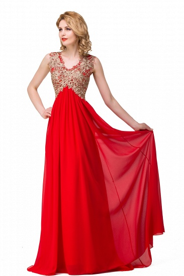 BMbridal Long Prom Lace Dress Evening Dress with Sequins_8