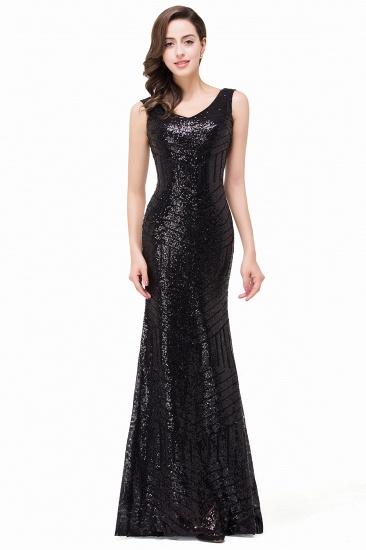 BMbridal Elegant Mermaid Prom Dress Beaded Backless Evening Dress_5